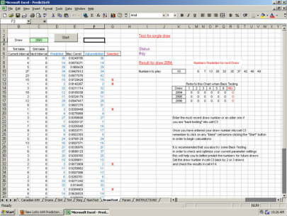 free software for lottery numbers spreadsheet help for beginners